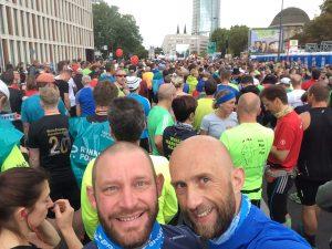 Startfeld Köln Marathon 2016