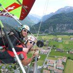 Hanggliding Interlaken