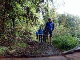 Bloggerwanderung Ruine Isenburg