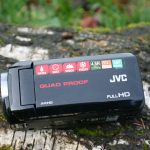 JVC HD Everio Action Camcorder GZ-R15BEU