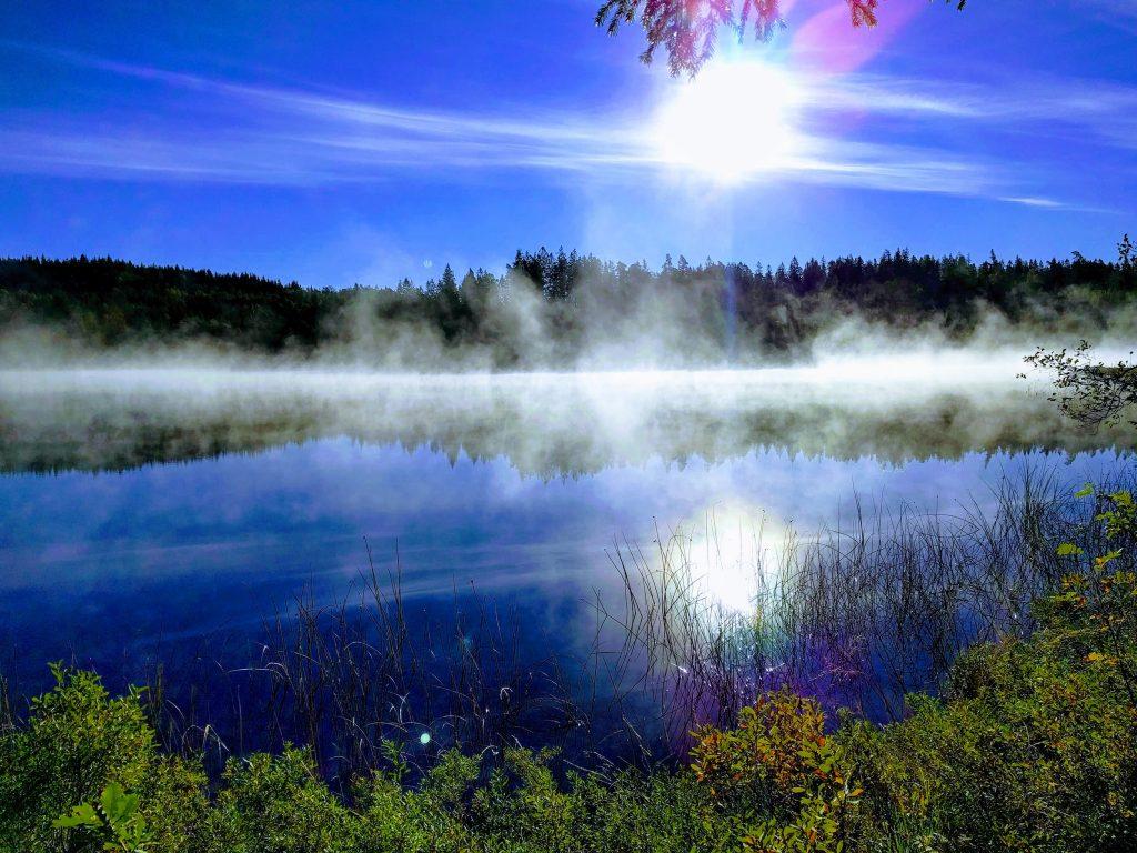 Schweden: Kurz nach dem Aufstehen