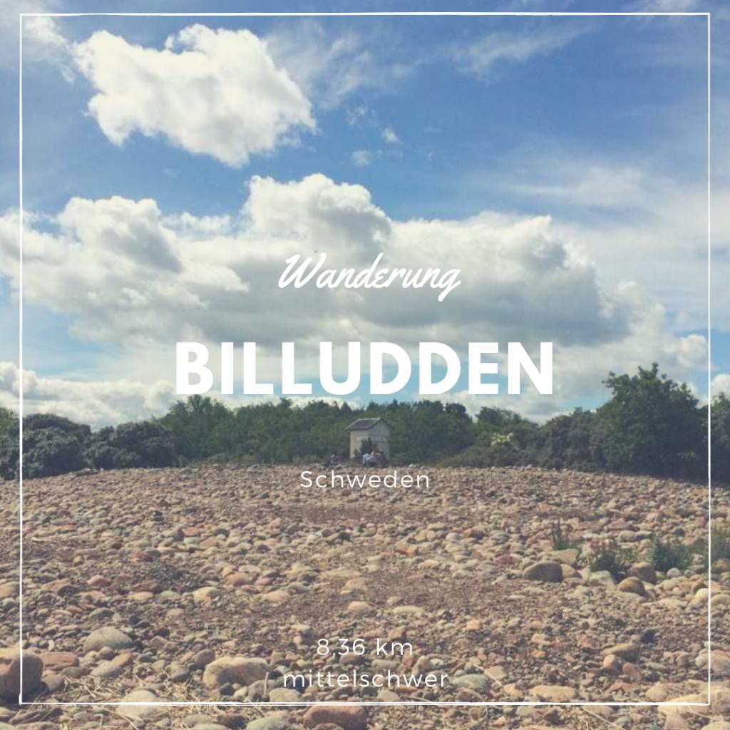 Wanderung Billudden