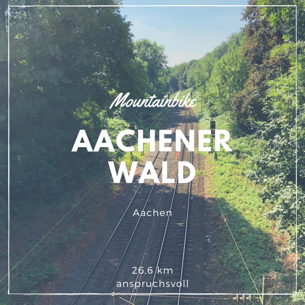 Mountainbike Aachener Wald