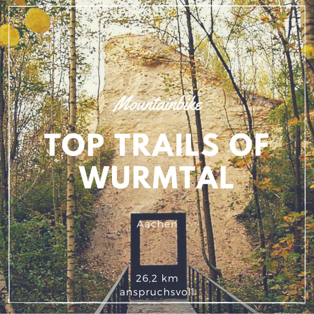 Mountainbike Trails Wurmtal