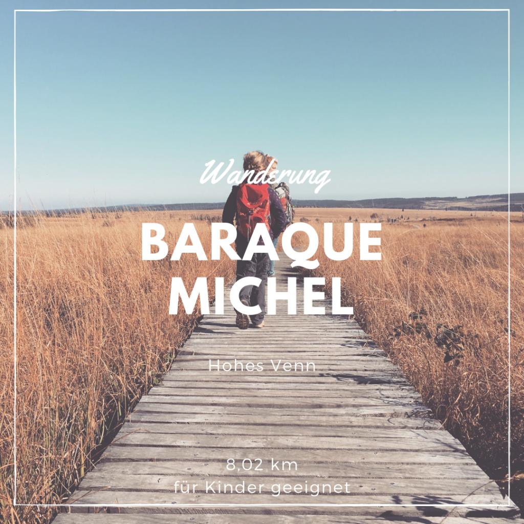 Wanderung Baraque Michel