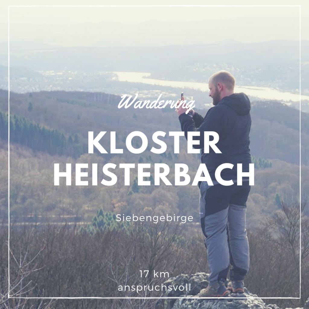 Wanderung Kloster Heisterbach