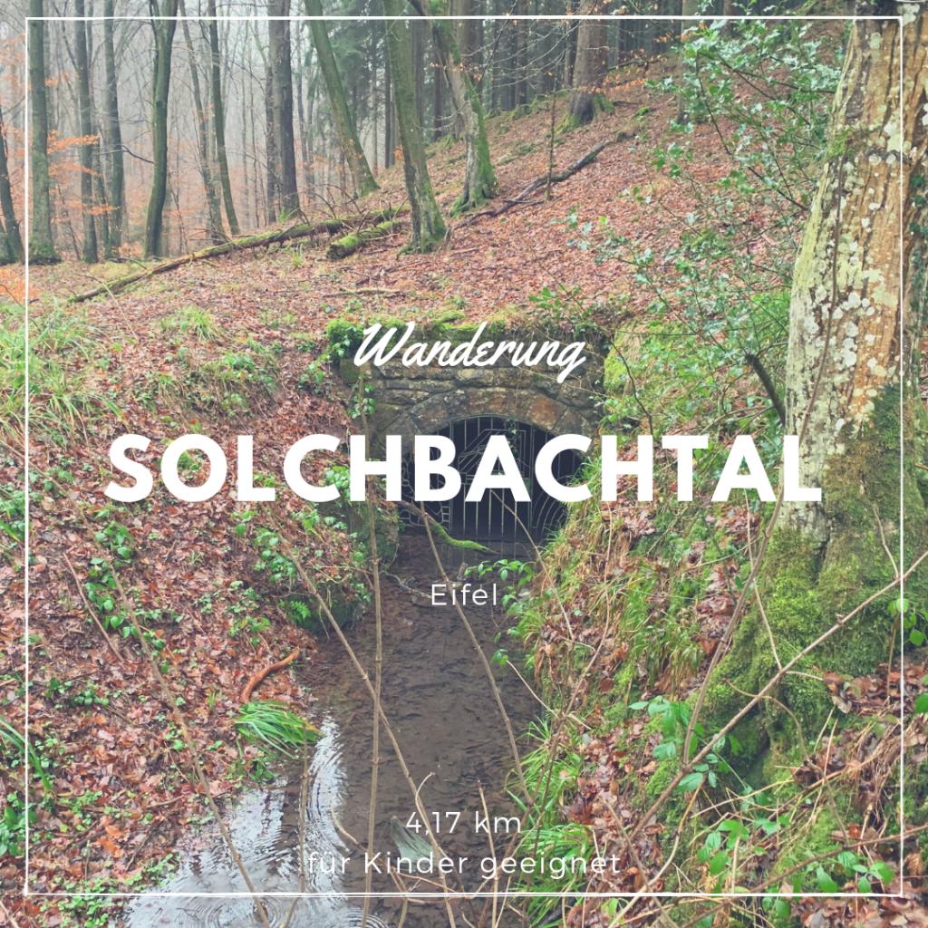Wanderung Solchbachtal